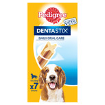 yellow Pedigree Dentastix Dog Treat